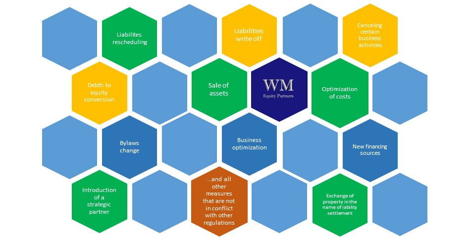 Restructuring - WM Equity Partners